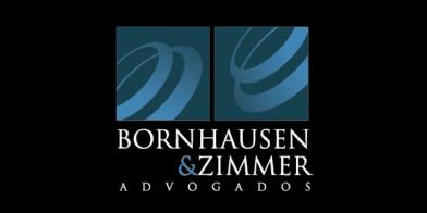 Logo Bornhausen advogados